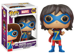 FIGURA POP MARVEL: MS. MARVEL KAMALA KHAN