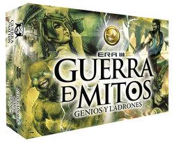 TCG GUERRA DE MITOS 11 GENIOS Y LADRONES