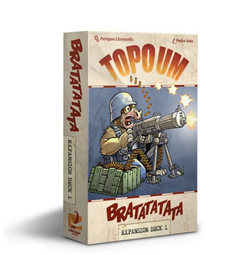 TOPOUM EXPANSION - BRATATATATA (SPANISH)