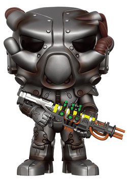 FIGURA POP FALLOUT 4: X-01 POWER ARMOR