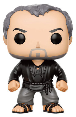 FIGURA POP LOST: MAN IN BLACK