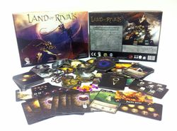 LAND OF RIVALS *SUPERVENTAS*