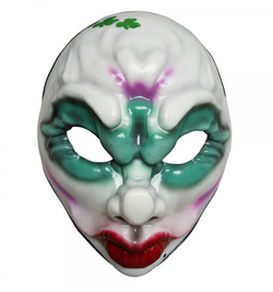 PAYDAY 2 REPLICA OLD HOXTON MASK