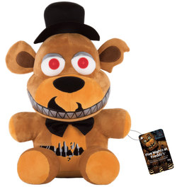 PELUCHE FIVE NIGHTS AT FREDDY`S FREDDY 40 CM