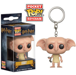 LLAVERO POP HARRY POTTER: DOBBY