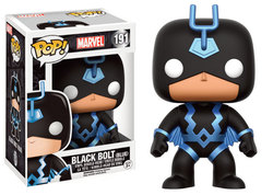 FIGURA POP INHUMANS: BLACK BOLT (BLUE)