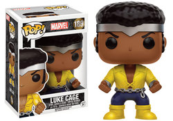 FIGURA POP MARVEL: LUKE CAGE POWERMAN