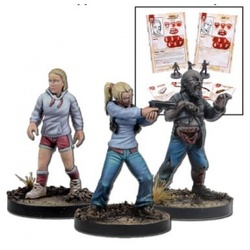 THE WALKING DEAD: ALL OUT WAR ANDREA BOOSTER (INGLES)