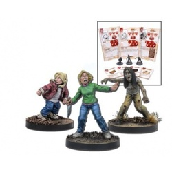 THE WALKING DEAD: ALL OUT WAR CAROL BOOSTER (INGLES)