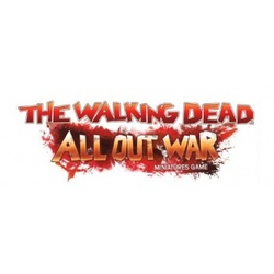 THE WALKING DEAD: ALL OUT WAR SCENERY BOOSTER (INGLES)