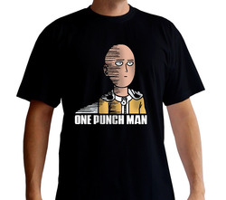 CAMISETA ONE PUNCH MAN SAITAMA FUN XXL