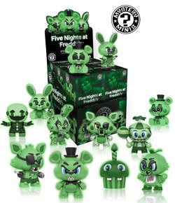 DISPLAY MISTERY FIGURES FIVE NIGHTS GITD (12)