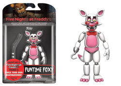 FIGURA ACCION FIVE NIGHTS FUNTIME FOXY 12 CM