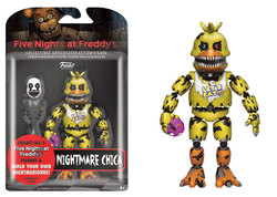 FIGURA ACCION FIVE NIGHTS NIGHTMARE CHICA 12 CM