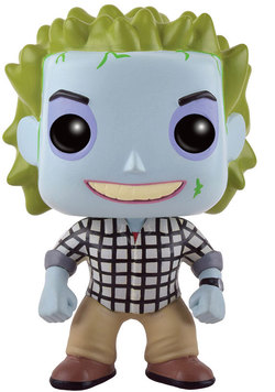 FIGURA POP BEETLEJUICE: BEETLEJUICE CHECK SHIRT