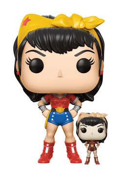 FIGURA POP DC BOMBSHELLS: WONDER WOMAN