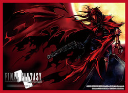 FUNDAS FINAL FANTASY TCG VINCENT VALENTINE (60)