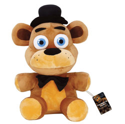 PELUCHE FIVE NIGHTS AT FREDDY`S FREDDY 55 CM