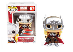 FIGURA POP MARVEL: LADY THOR SECRET WARS