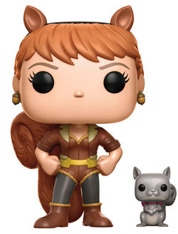 FIGURA POP MARVEL: SQUIRREL GIRL
