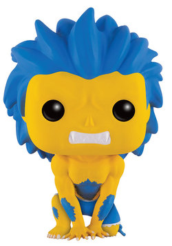 FIGURA POP STREET FIGHTER: YELLOW BLANKA EDICION LIMITADA