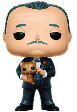 FIGURA POP THE GODFATHER: VITO CORLEONE