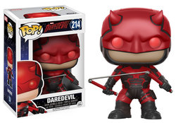FIGURA POP DAREDEVIL TV: DAREDEVIL IN HELMET