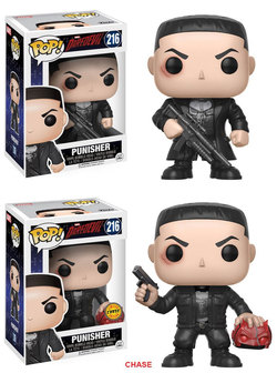 FIGURA POP DAREDEVIL TV: PUNISHER