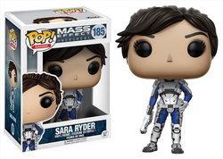 POP GAMES: MASS EFFECT ANDROMEDA SARA RYDER