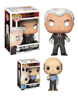 POP TELEVISION: TWIN PEAKS - LELAND PALMER