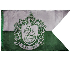 BANDERA HARRY POTTER SLYTHERIN 70 X 120