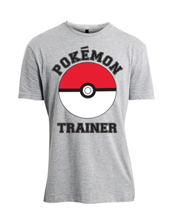 CAMISETA POKEMON TRAINER XXL