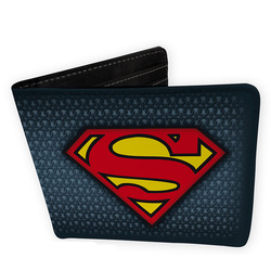 CARTERA DC SUPERMAN VINYL