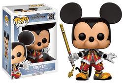 FIGURA POP KINGDOM HEARTS: MICKEY
