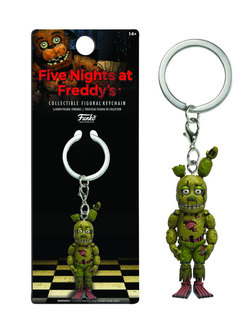 LLAVERO FIVE NIGHTS AT FREDDY SPRINGTRAP