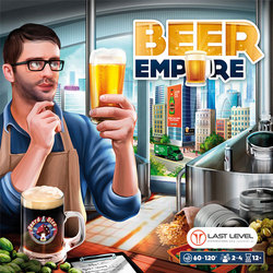 STANDARD BOX: BEER EMPIRE - SPANISH(6)