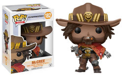 FIGURA POP OVERWATCH: MCCREE