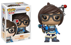 POP GAMES: OVERWATCH MEI