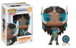 FIGURA POP OVERWATCH: SYMMETRA