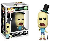 FIGURA POP RICK & MORTY: MR.POOPY BUTTHOLE