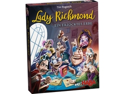 LADY RICHMOND – FAST FIGHT FOR INHERITANCE!