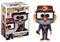 FIGURA POP GRAVITY FALLS: GRUKLE STAN