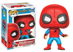 FIGURA POP SPIDERMAN: SPIDERMAN TRAJE CASERO