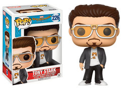 FIGURA POP SPIDERMAN: TONY STARK