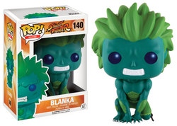 FIGURA POP STREET FIGHTER: GREEN BLANKA EDICION LIMITADA