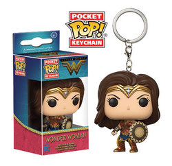 LLAVERO POP WONDER WOMAN MOVIE: WONDER WOMAN