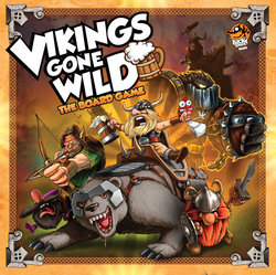 STANDARD BOX: VIKINGS GONE WILD (SPANISH)(6)