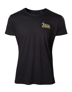 CAMISETA NINTENDO ZELDA BREATH WILD SWORD XL