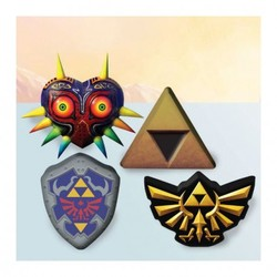 THE LEGEND OF ZELDA - THE LEGEND OF ZELDA STRESS BALLS X12