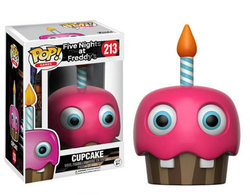 FIGURA POP FIVE NIGHTS AT FREDDY`S: CUPCAKE